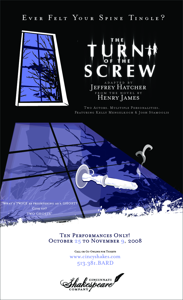 The Turn of the Screw | Poster